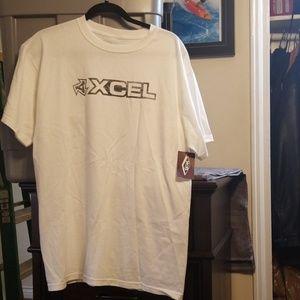 Mens size L XCEL tee shirt